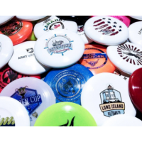 Discraft Ultra-Star Misprints and Over-run