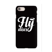 Flydiscs Phone Case- Black