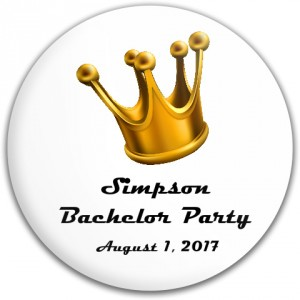 Crown Bachelor Party Disc