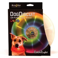 Nite Ize Flashlight Dog Discuit Disc