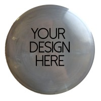 Dynamic Discs Fuzion Judge Putter Disc Grey