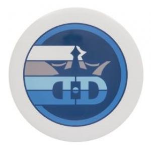 Dynamic Discs DyeMax In Flight Blue