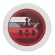 Dynamic Discs DyeMax In Flight Red
