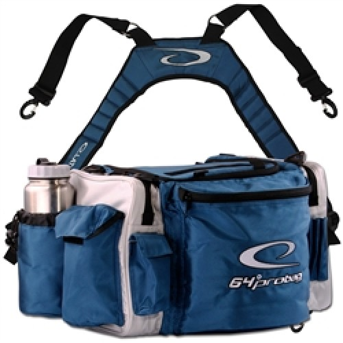 latitude 64 pro bag and straps combo fly discs