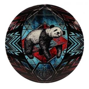 Dynamic Discs Junior Judge DyeMax Sleepy Panda