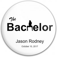 The Bachelor Silhouette Disc