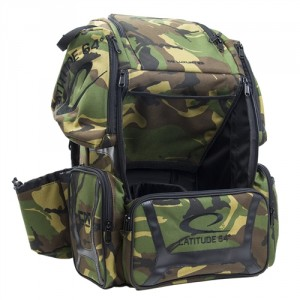 Latitude 64 DG Luxury E3 Backpack Disc Golf Bag
