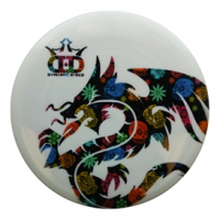Dynamic Discs Junior Judge DyeMax Candy Dragon