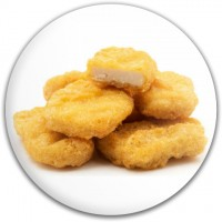 Chicken Nuggets Disc