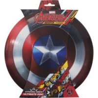 Marvel Captain America Aviator Ultimate Frisbee Disc