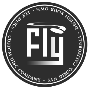 FlyDiscs - Custom Disc Golf Discs and Ultimate Frisbees